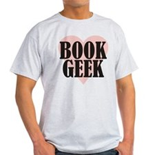 Book Geek T-Shirt