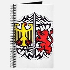 Rampart Lion and Eagle Journal