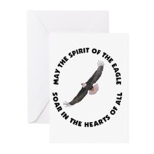 Soaring Eagle Greeting Cards (Pk of 10)