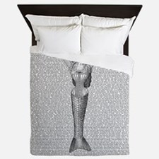 The Little Mermaid Queen Duvet