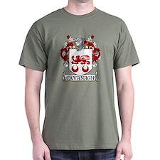 Cavanagh Coat of Arms T-Shirt