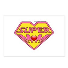 Supermom Postcards (Package of 8)