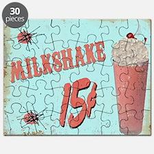 5OS Milkshake Puzzle