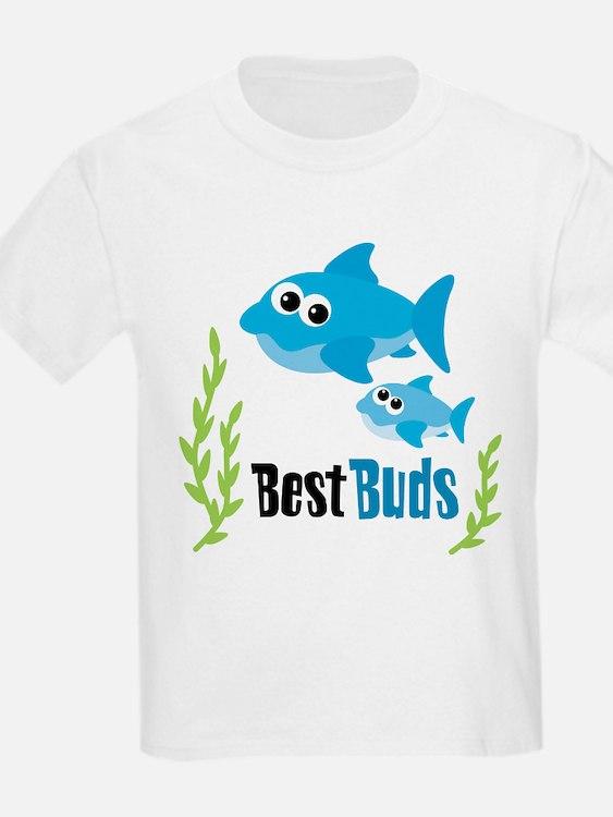 Best Buds Sharks T-Shirt