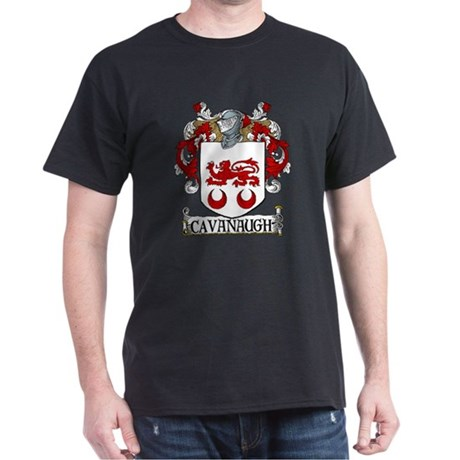 Cavanaugh Coat of Arms Dark T-Shirt