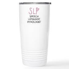 Cute Love a therapist Thermos Mug