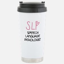 Unique Speech language pathologist Travel Mug