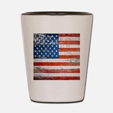 Cute United states Shot Glass
