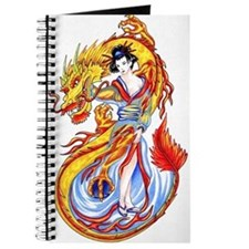 Geisha and Dragon Journal
