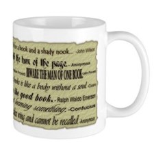 Quotes About Books Mugs
