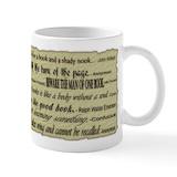 Book lovers Coffee Mugs
