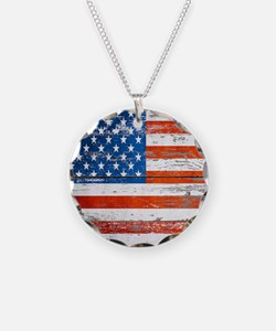 Cute United states Necklace