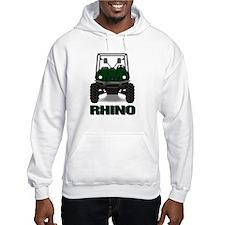Rhino Green Hoodie