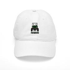 Rhino Green Baseball Baseball Cap