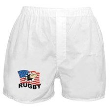 USA Rugby Boxer Shorts