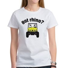 Got Rhino? Yellow Tee
