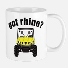 Got Rhino? Yellow Mug