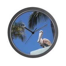 Pelican Bay Wall Clock