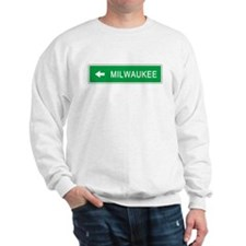Roadmarker Milwaukee (WI) Sweatshirt
