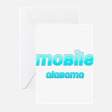 Mobile, Alabama 1 Greeting Cards