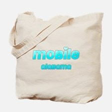 Mobile, Alabama 1 Tote Bag