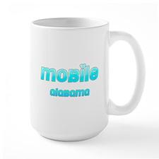 Mobile, Alabama 1 Mugs