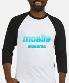 Mobile, Alabama 1 Baseball Jersey