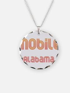 Mobile, Alabama 2 Necklace