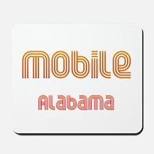 Mobile, Alabama 2 Mousepad