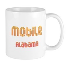 Mobile, Alabama 2 Mugs