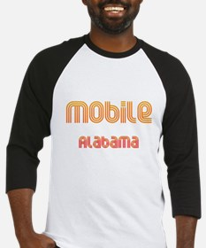 Mobile, Alabama 2 Baseball Jersey