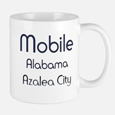 Mobile, Alabama - Azalea City 1 Mugs