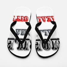 Mobile Alabama Azalea City 2 Flip Flops