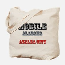 Mobile Alabama Azalea City 2 Tote Bag