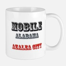 Mobile Alabama Azalea City 2 Mugs