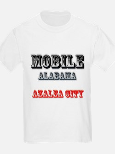 Mobile Alabama Azalea City 2 T-Shirt