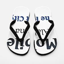 Mobile, Alabama - The Port City Flip Flops