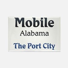 Mobile, Alabama - The Port City Magnets