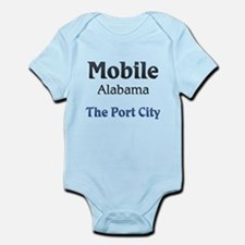 Mobile, Alabama - The Port City Body Suit