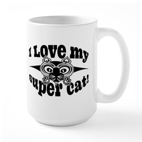 Super Tom Large Mug Mugs