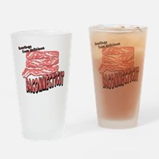 Delicious BaConnecticut Drinking Glass