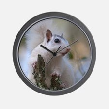 Astronaut Squirrel Wall Clock