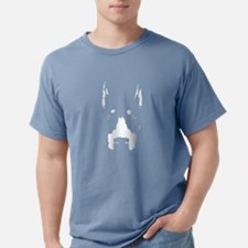 Cute Dobermann Mens Comfort Colors Shirt