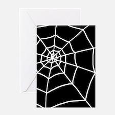 'Cobweb' Greeting Card