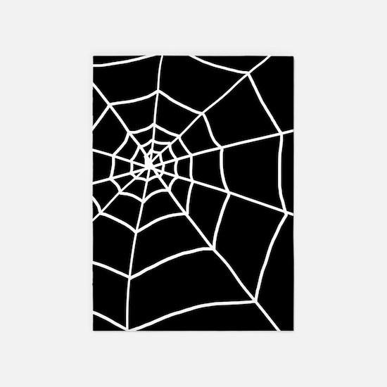 'Cobweb' 5'x7'Area Rug