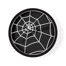 'Cobweb' Wall Clock
