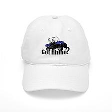 Got Rhino? Blue Baseball Baseball Cap