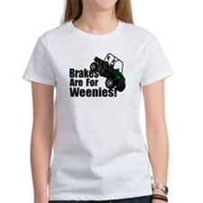 Brakes are for Weenies! Tee