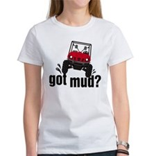 Got Mud? Red Rhino Tee