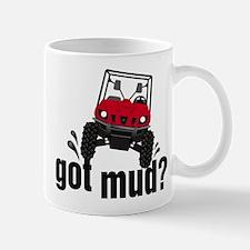 Got Mud? Red Rhino Mug